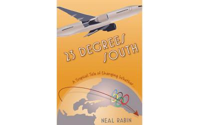 23 Degrees South Cover Design-Illustration