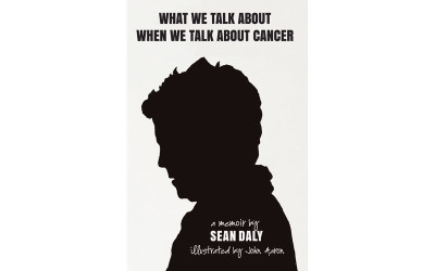 What We Talk About When We Talk About Cancer - Book Design