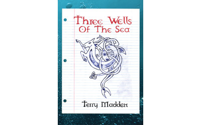 Three Wells of The Sea - Book Design and Cover Art