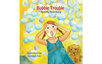Bubble Trouble- Book Design and Illustration