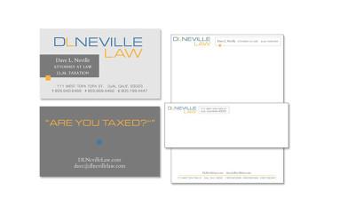 D L Neville Law - Identity