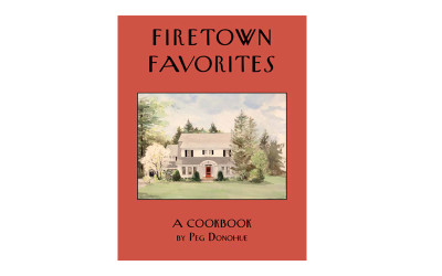 Firetown Favorites - Book Design