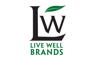 Live Well Brands - Logo Design
