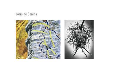 Lorraine Serena Website - Design