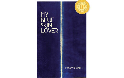 Blue Skin Lover - Book Design