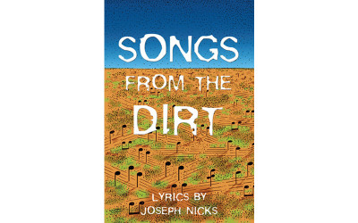 Songs From The Dirt - Book Design