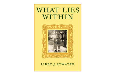 What Lies Within - Book Cover Design