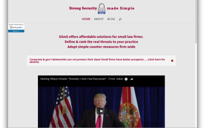 Strong-Security-Made-Simple